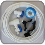 Installation Kit for Alkaline Mineral RO System