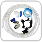 Installation Kit for Point of Use Reverse Osmosis System