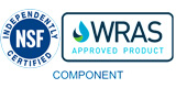 Point of Use Reverse Osmosis System made form NSF WRAS Materials