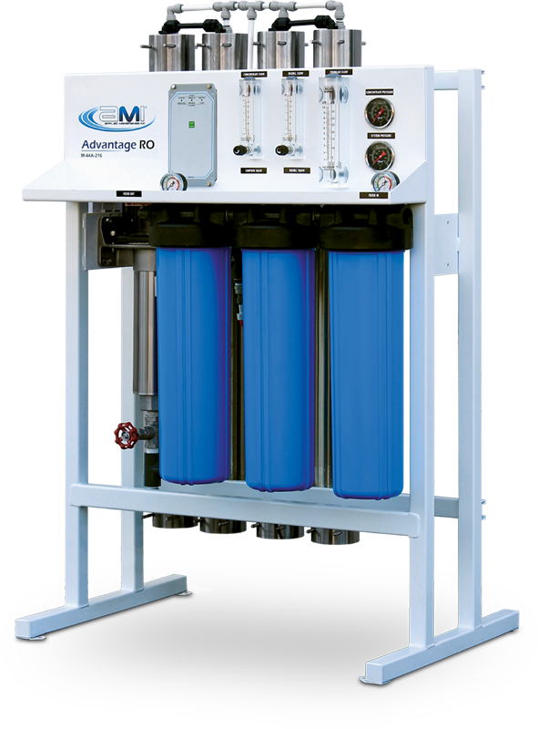 M Series Advantage Commercial Reverse Osmosis RO Systems