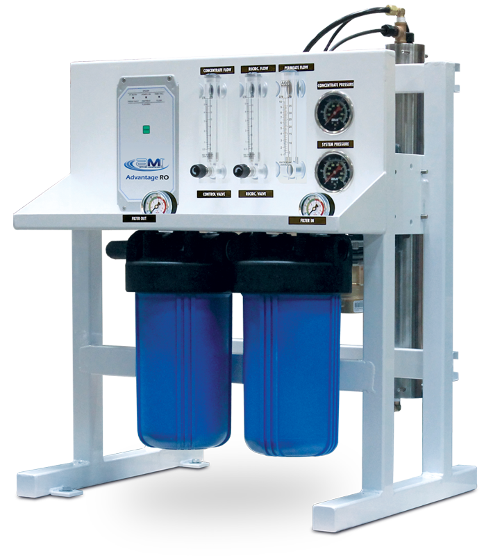 P Series Advantage Commercial Reverse Osmosis RO Systems