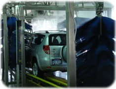 Reverse Osmosis Systems for Carwash Spot-Free Rinse