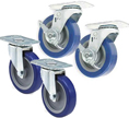 Casters for Commercial RO System