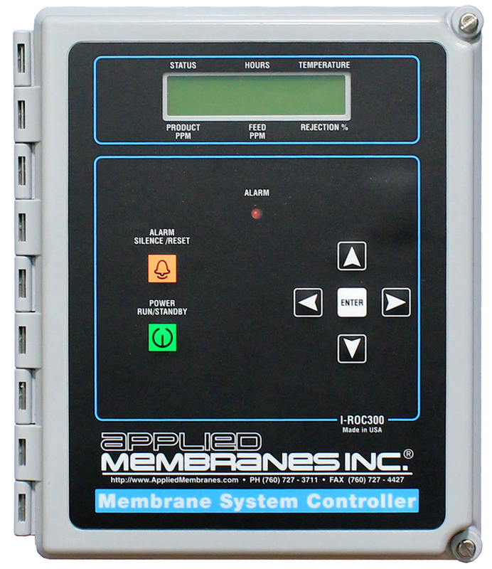 Commercial Reverse Osmosis Water Filtration RO System Controller
