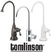 Tomlinson Designer Faucets for Home RO Systems