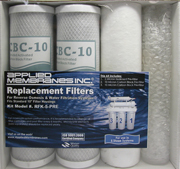 Replacement Filters for Home RO Systems