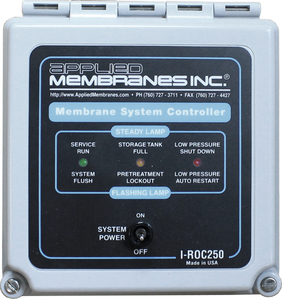 AMI Wall Mount Reverse Osmosis System Controller