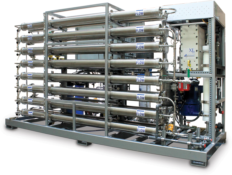 J Series Commercial RO Systems