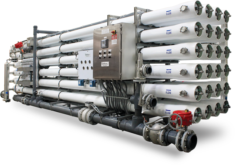 K Series Commercial Industrial RO Systems