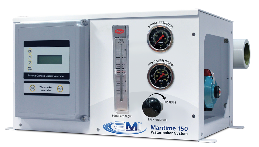 Maritime Watermaker SWRO System