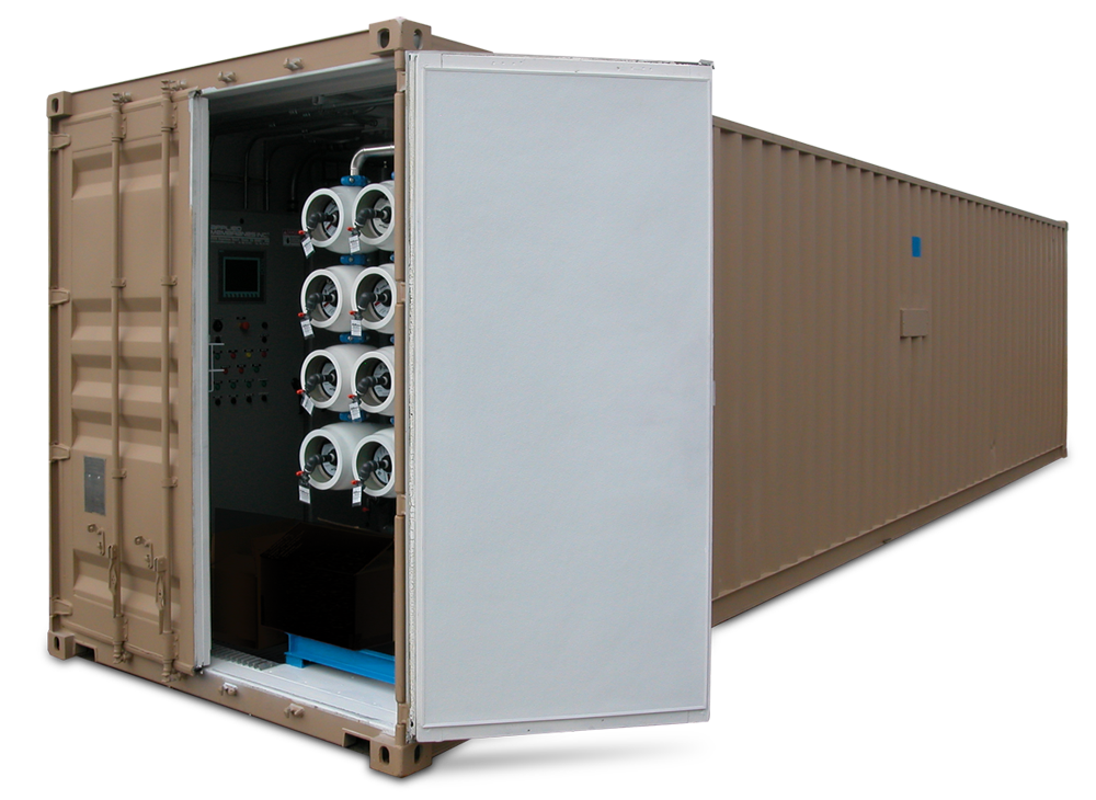 military water purification systems