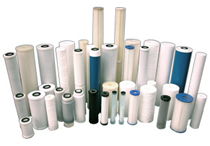 Filter Cartridges for Wall Mount RO Systems