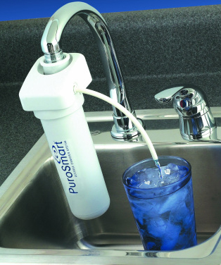 PuroSmart Faucet-Mount RO System