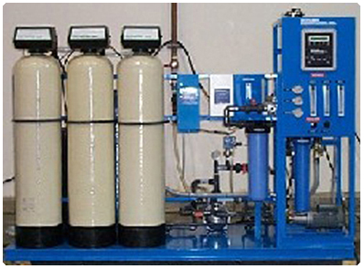 PW Series - Packaged RO System Water Plant