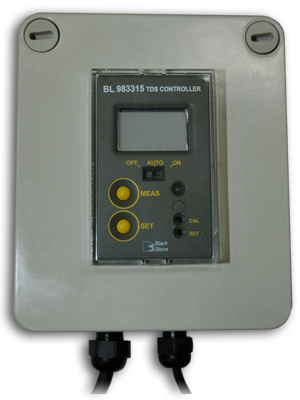 Water Quality Monitor for Wall Mount RO Systems