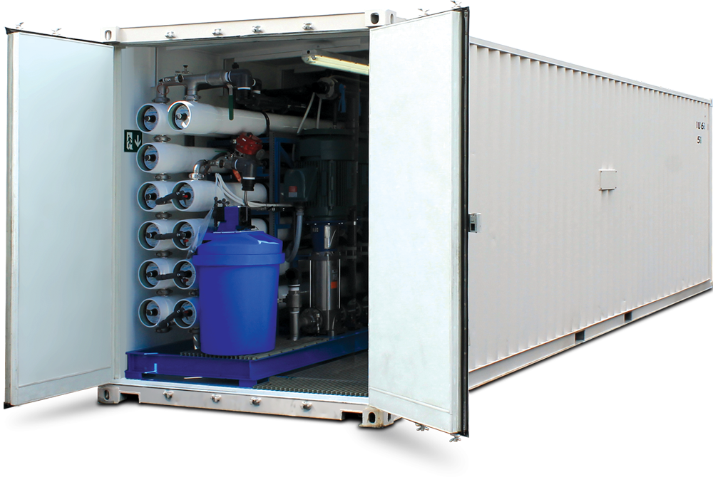 ro system containerization