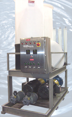 Water Treatment Pilot Plant NF Application Testing