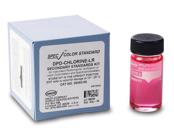 Accessories for Hach DR 900 Portable Colorimeter