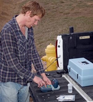 Hach DR 900 Portable Colorimeter is Field Ready