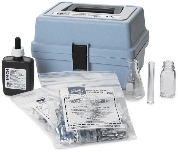 Hach 144001 Chloride Test Kit