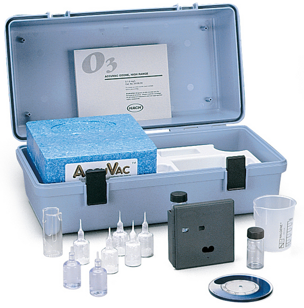 Hach 2518050 Ozone Test Kit