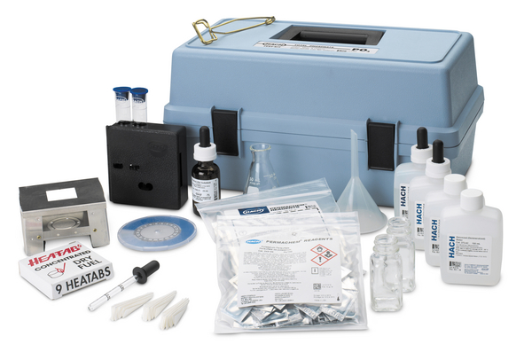 Hach 225001 Phosphate Test Kit