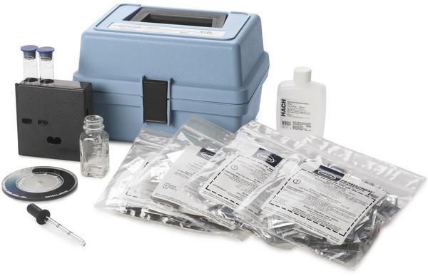 Hach 1455400 Silica Test Kit