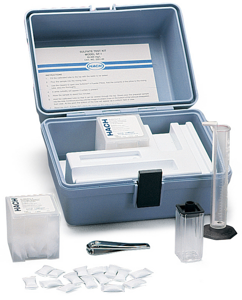 Hach 225100 Sulfate Test Kit