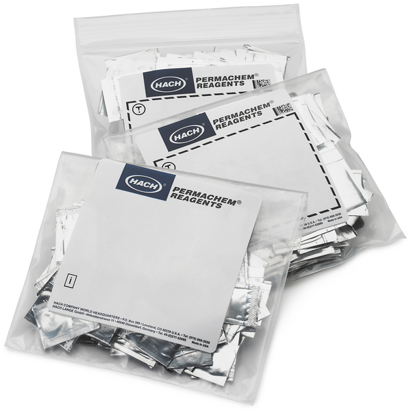 Chemical Test Kits for Testing Water Quality   Applied
