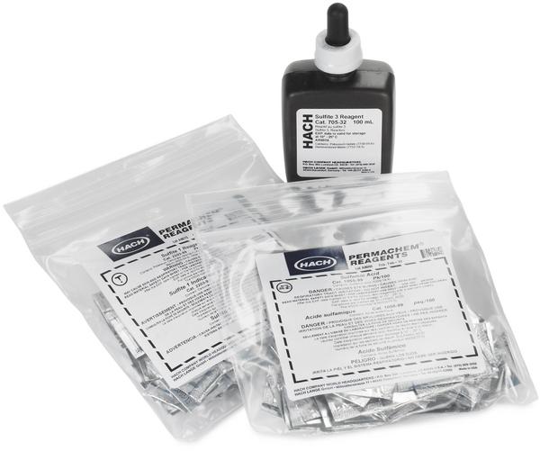 Hach 2449100 Hydrogen Peroxide Refills