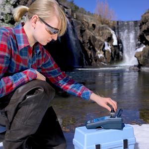 Hach 2100Q Portable Turbidimeter is Field Ready