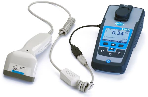 Accessories for Hach 2100Q Portable Turbidimeter