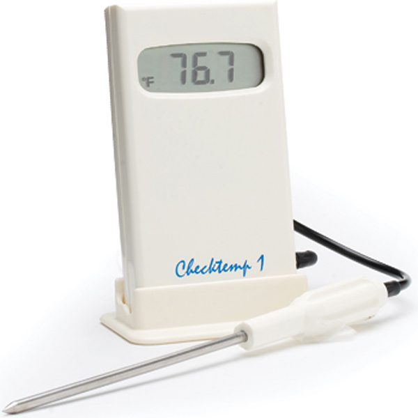 Hanna CheckTemp Thermometer HI98509 and HI98510