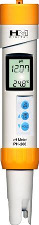 HM Digital PH-200 Pocket pH Meter