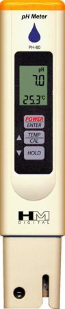 HM Digital PH-80 Pocket pH Meter