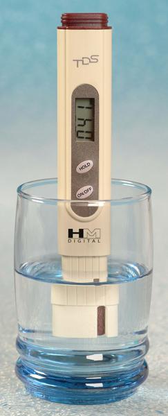 HM Digital TDS-4 TDS Tester