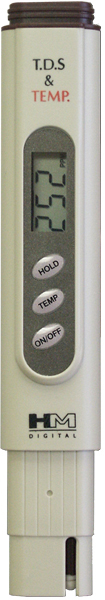 HM Digital TDS-4TM TDS Tester with Temperature