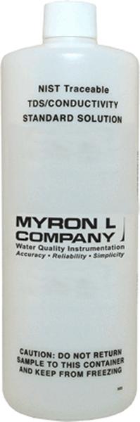 Myron L TDS Tester Calibration Solution