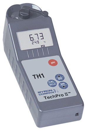 Myron L TechPro II TP1 Water Tester for pH