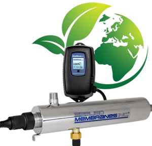 Applied Membranes Ultraviolet Water Treatment Systems are Eco Friendly