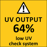 Solapur Helios Plus Ultraviolet System Enhanced Controller