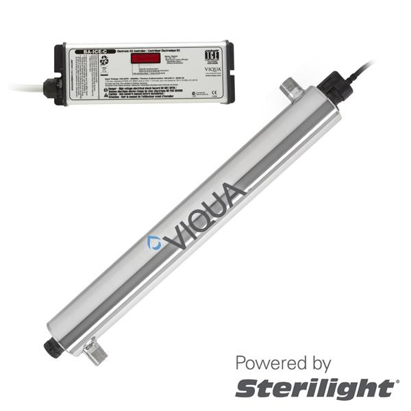 Viqua VP600 Commercial UV System