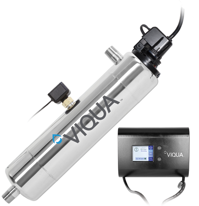 Viqua UV Max D4+ Whole-House UV System