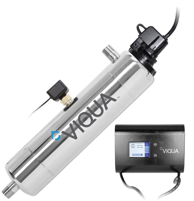 Viqua UV Max D4+ Whole-House UV System
