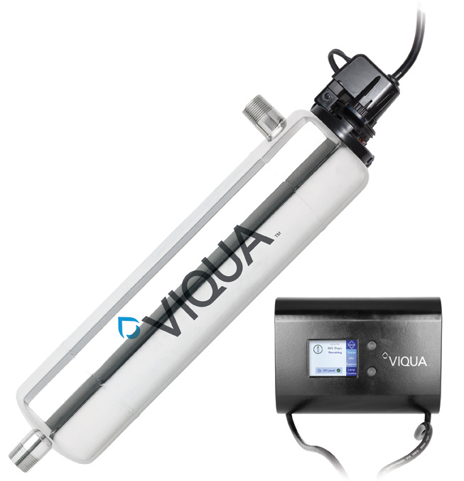 Viqua UV Max D4 Premium Whole-House UV System