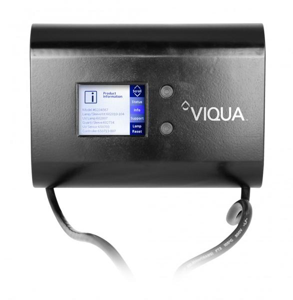 Viqua UV Max D4 Premium Plus LCD UV System Controller